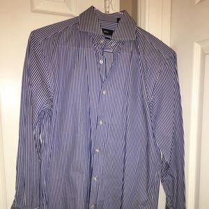 Hugo Boss Mens Button Down Shirt Medium